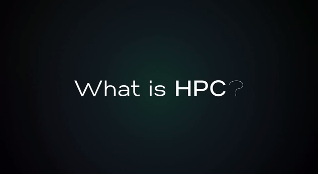 What is HPC?